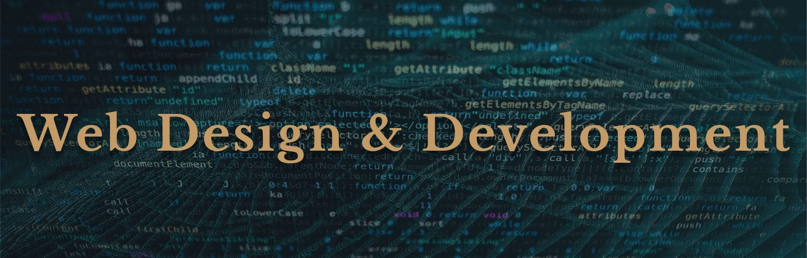 Web Designs and development